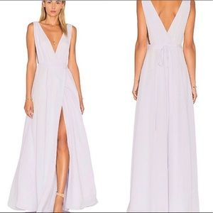 NWT Lovers + Friends Leah Gown US10